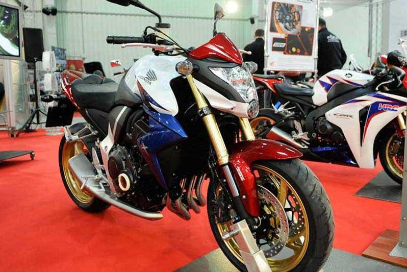 Honda. Nowinki motocyklowe - Radiator - Turystyka motocyklowa - Wyprawy motocyklowe - Podróże motocyklowe - Forum motocyklowe