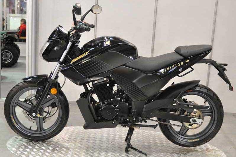 Romet Division 249. Nowinki motocyklowe - Radiator - Turystyka motocyklowa - Wyprawy motocyklowe - Podróże motocyklowe - Forum motocyklowe