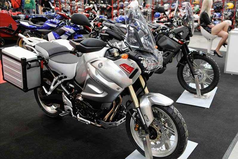 Yamaha Suer Tenere 1200. Nowinki motocyklowe - Radiator - Turystyka motocyklowa - Wyprawy motocyklowe - Podróże motocyklowe - Forum motocyklowe