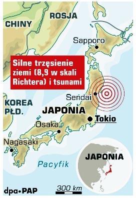 Japonia podmorskie trzęsienie ziemi wywołało potężną falę Tsunami. Nowinki motocyklowe - Radiator - Turystyka motocyklowa - Wyprawy motocyklowe - Podróże motocyklowe - Forum motocyklowe