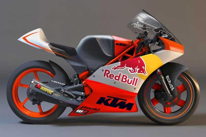 KTM Moto 3
