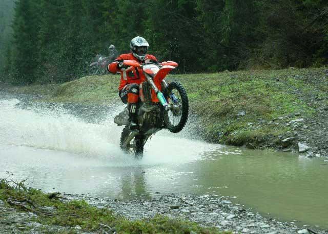 KTM. Nowinki motocyklowe - Radiator - Turystyka motocyklowa - Wyprawy motocyklowe - Podróże motocyklowe - Forum motocyklowe