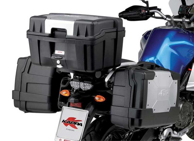 Kufry motocyklowe Kappa KGR Garda