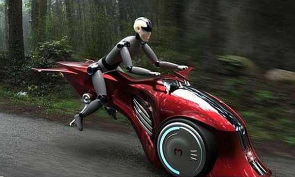 Moonrider. Latający motocykl. Nowinki motocyklowe - Radiator - Turystyka motocyklowa - Wyprawy motocyklowe - Podróże motocyklowe - Forum motocyklowe