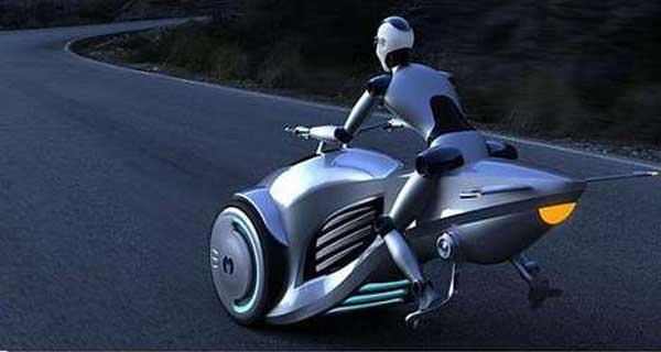 Moonrider. Latający motocykl.Nowinki motocyklowe - Radiator - Turystyka motocyklowa - Wyprawy motocyklowe - Podróże motocyklowe - Forum motocyklowe