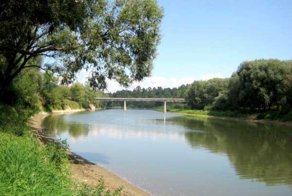 Most w Rajskiem - remont