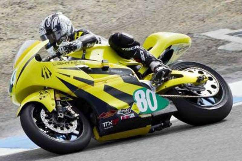 Baterie do najszybszego motocykla elektrycznego
