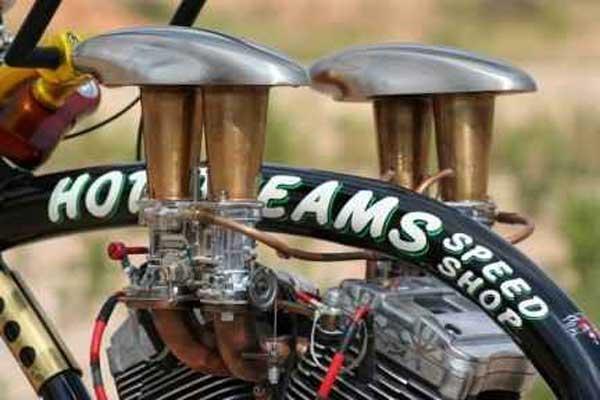 Motocykl Ramera