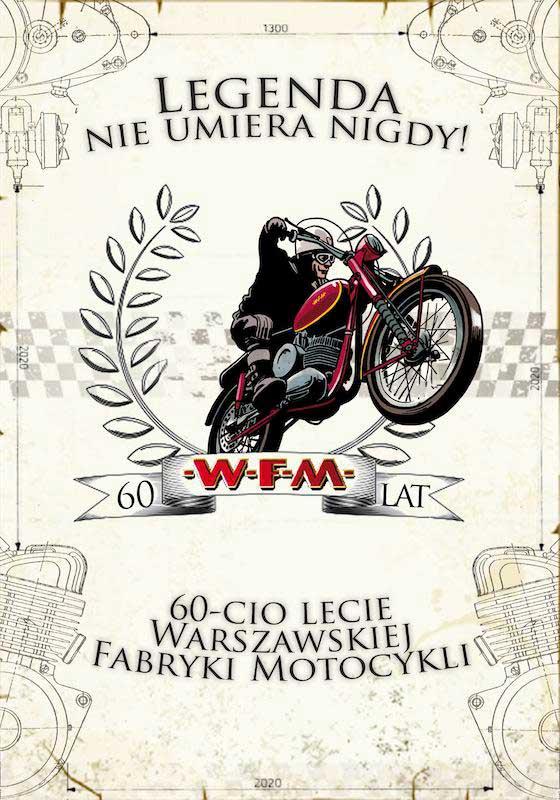 Obchody 60 rocznicy powstania Warszawskiej Fabryki Motocykli
