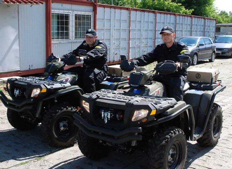 Policyjne Quady