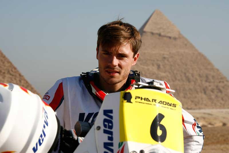 Orlen Team w Rajdzie Faraona 2011