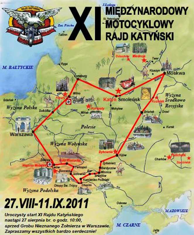 XI Rajd Katyński