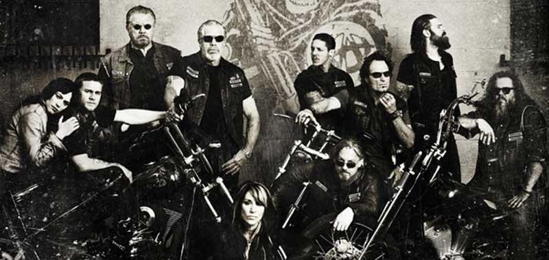 Sons Of Anarchy - serial o gangach motocyklowych