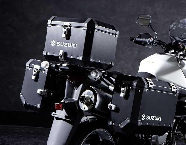 Suzuki V-Strom 650 Traveller Edition. Nowinki motocyklowe - Radiator - Turystyka motocyklowa - Wyprawy motocyklowe - Podróże motocyklowe - Forum motocyklowe