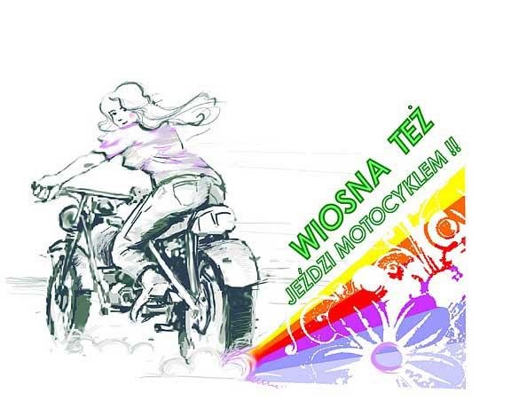 Motocykliści topią marzannę. Nowinki motocyklowe - Radiator - Turystyka motocyklowa - Wyprawy motocyklowe - Podróże motocyklowe - Forum motocyklowe