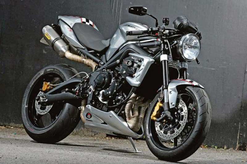 Triumph Ace675CR