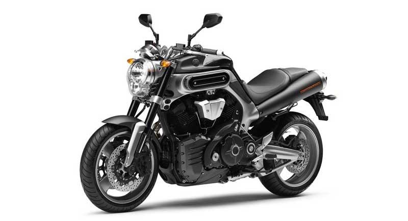 """Yamaha MT-01 """"KODO"""". Nowinki motocyklowe - Radiator - Turystyka motocyklowa - Wyprawy motocyklowe - Podróże motocyklowe - Forum motocyklowe"""