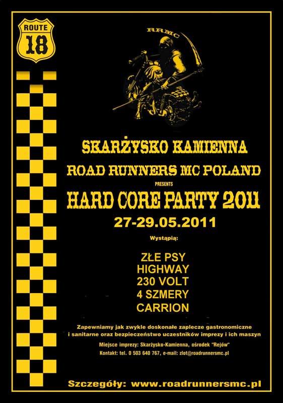 Międzynarodowy Zlot Motocyklowy Hard Core Party 2011