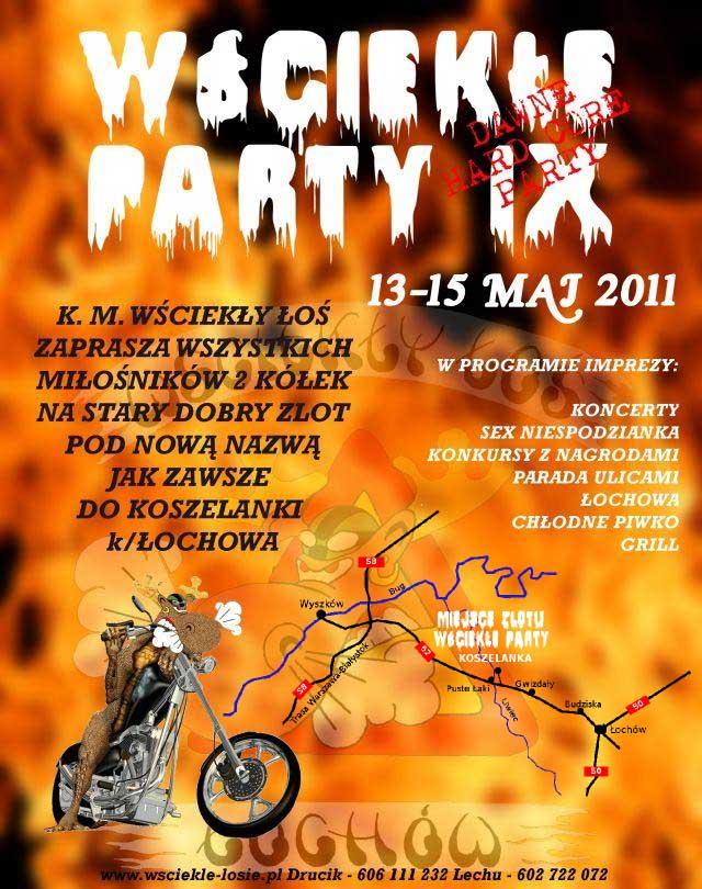 Wściekłe Party IX