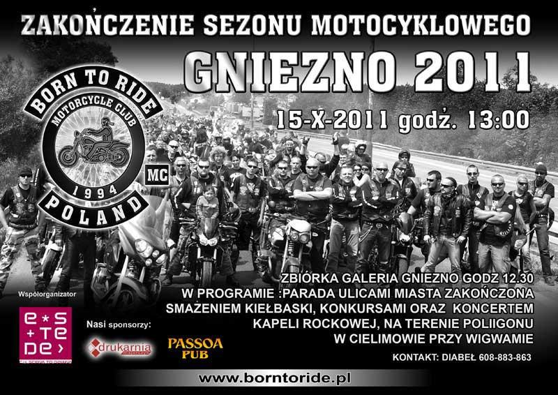 Zakonczenie sezonu A.D.2011 - Celimowo-Gniezno