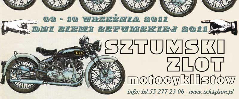Sztumski Zlot Motocyklowy 2011