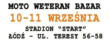 Moto Weteran Bazar-Łódź