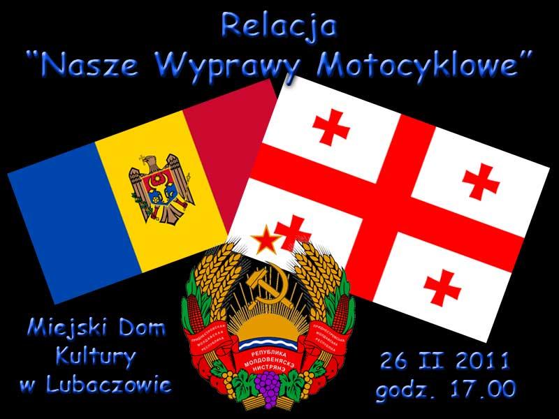 wyprawa do Gruzji - Radiator - Turystyka motocyklowa