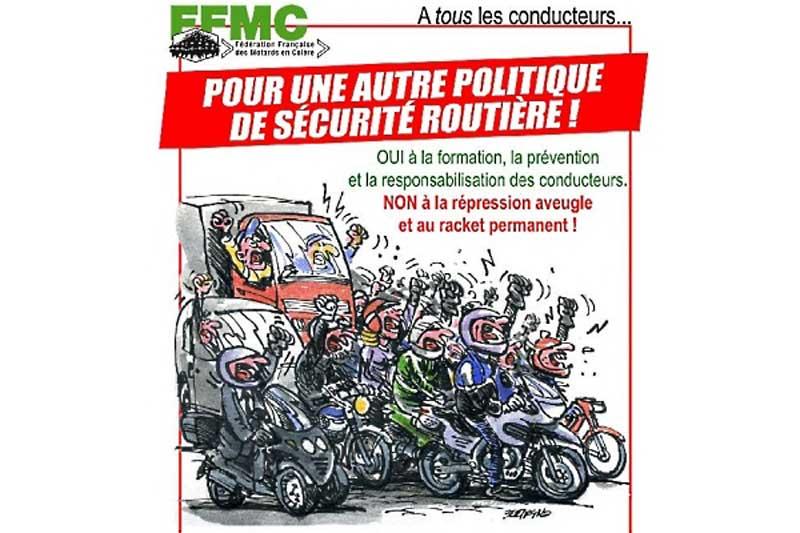 Protest motocyklistów