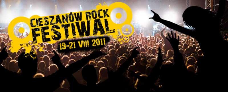 Cieszanów Rock Festiwal 2011
