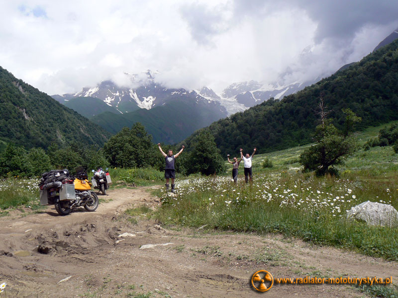 Gruzja - Swanetia