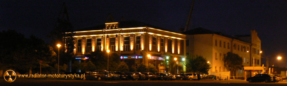 Gruzja - Poti - okolice portu