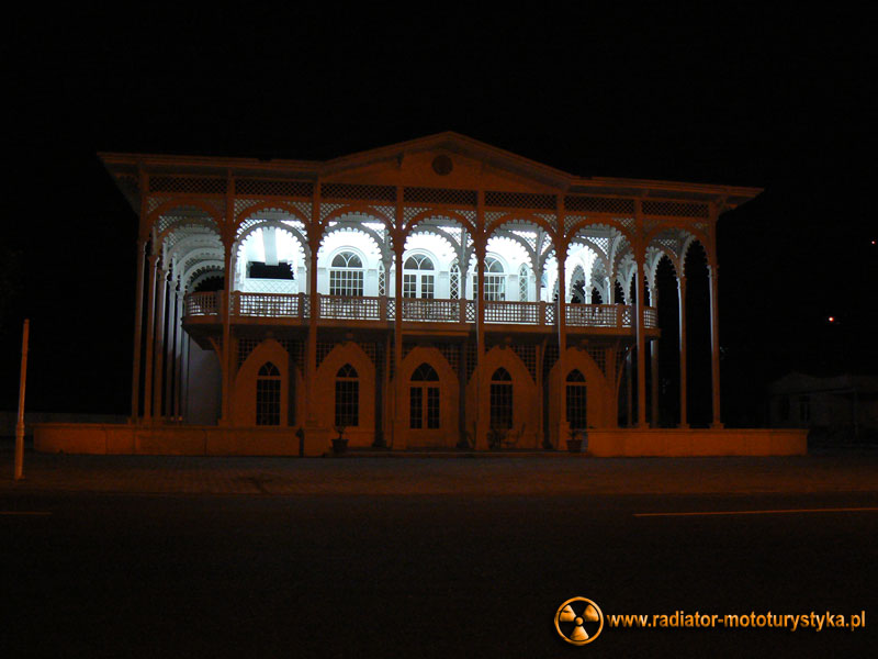 Gruzja - domek w Batumi