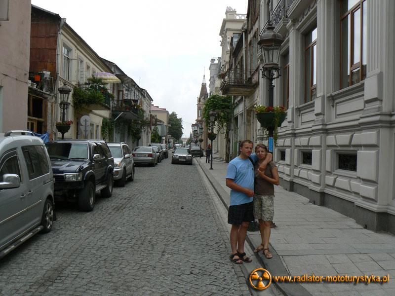 Gruzja - zabytki Batumi