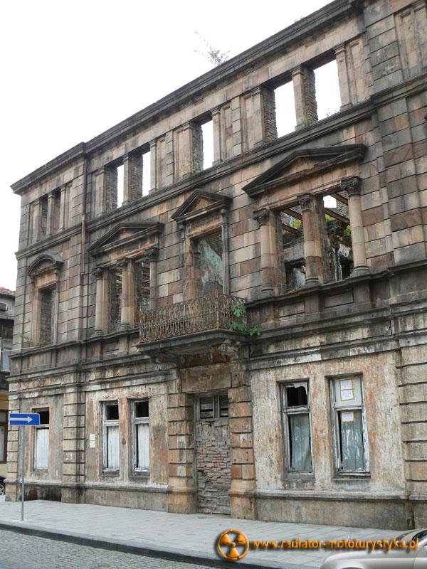Gruzja - Batumi - kamienica na sprzedaż