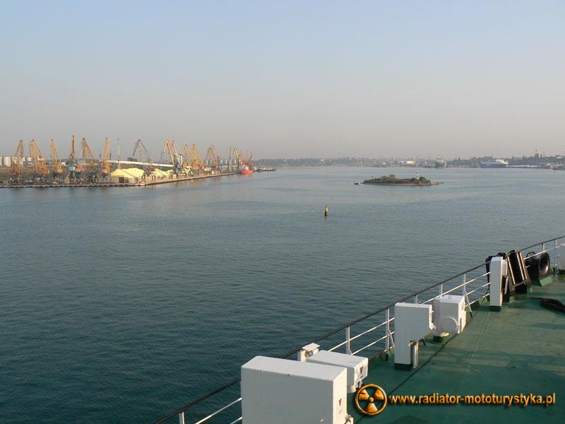 Port lliczewsk na Ukrainie