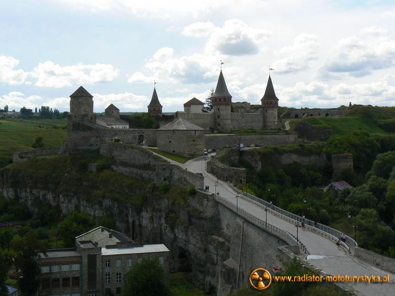 Ukraina - Kamieniec Podolski
