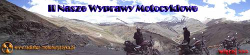 II nasze wyprawy motocyklowe