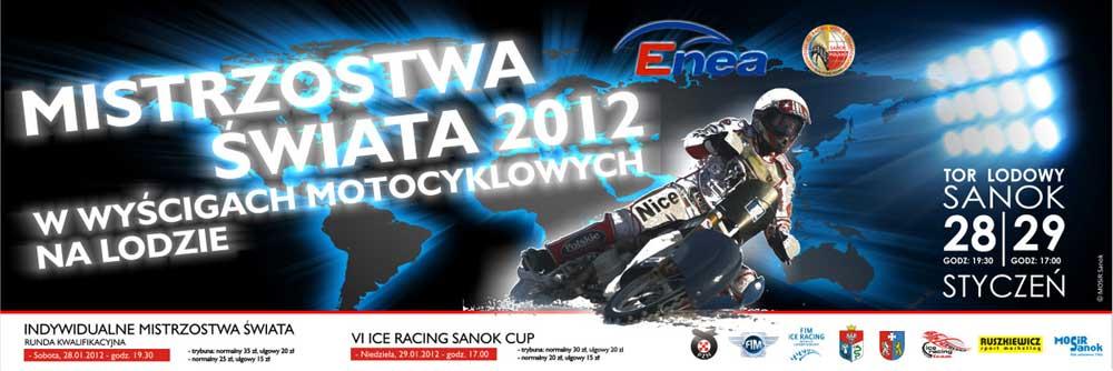 Ice Racing Sanok 2012