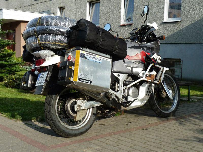 Moto Magadan 2012