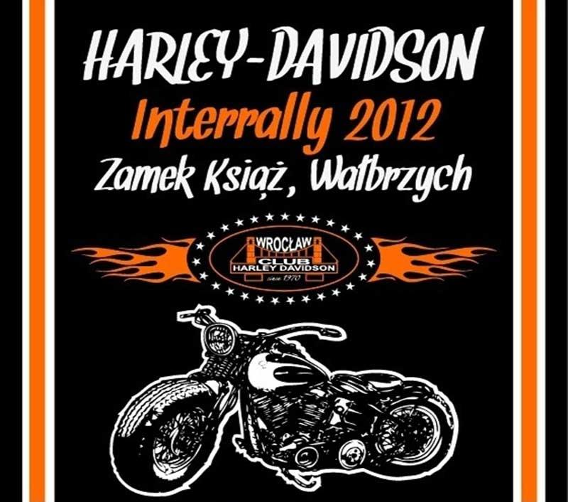 Harley-Davidson Interrally 2012 - Zamek Książ