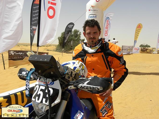 Thomas Bourgin zginął w Rajdzie Dakar 2013