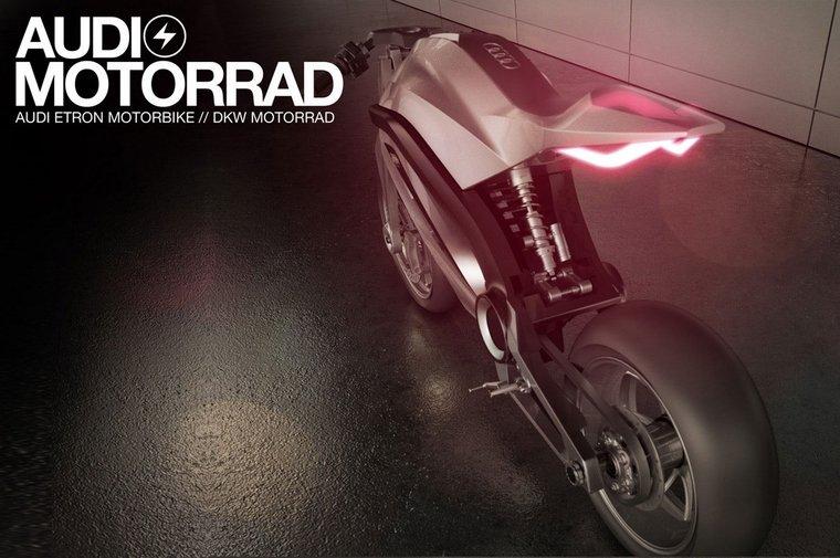 Audi Motorrad – czy powstanie?