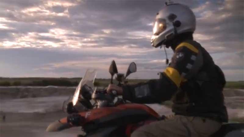 Najdłuższa podróż motocyklem – Rekord Guinessa