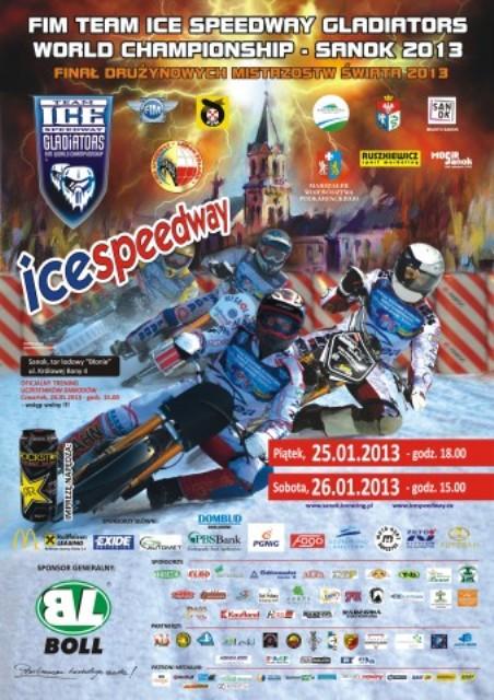Ice Racing 2013