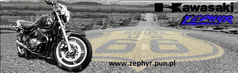 III Ogólnopolskie spotkanie Kawasaki Zephyr