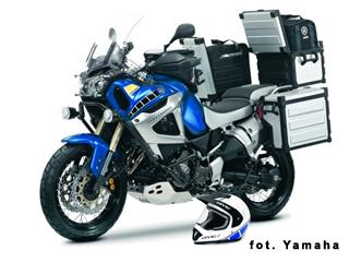 Yamaha XT 1200Z Super Ténéré. Turystyka motocyklowa.