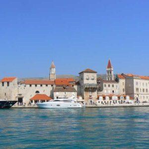 Do Albanii 2009 - Trogir w Chorwacji