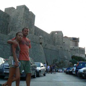 Do Albanii 2009 - Dubrownik w Chorwacji