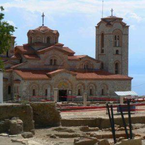 Do Albanii 2009 - wykopaliska archeologiczne w Ochydzie w Macedonii