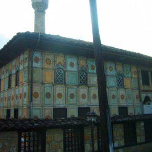 Do Albanii 2009 - Tetowo w Macedonii